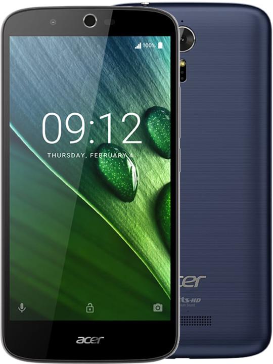 Acer Liquid ZEST Plus - 16GB, LTE, modrá