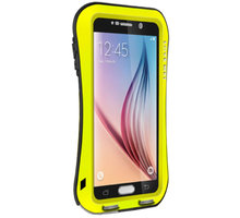 Love Mei Case Small Waist Upgrade Version for GALAXY S6 Yellow - LMC/0128