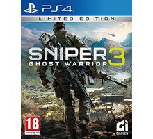 Sniper: Ghost Warrior 3 - Limited Edition (PS4)