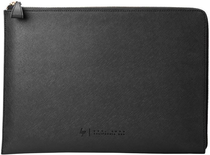 "HP Split Leather Sleeve 13.3"""