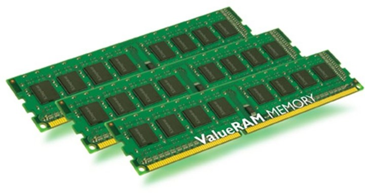 Kingston Value 24GB (3x8GB) DDR3 1333 ECC w/TS