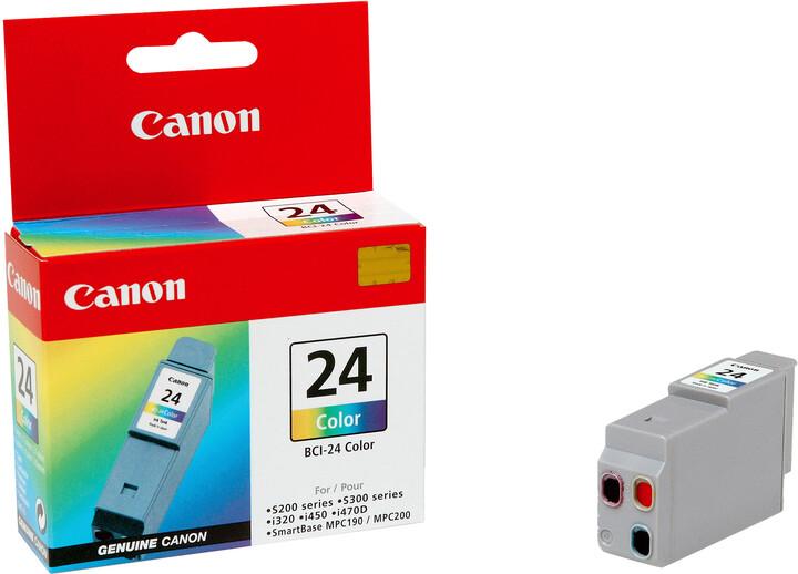 Canon BCI-24C, barevná