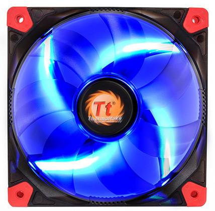 Thermaltake Luna 12 LED Blue, 120mm