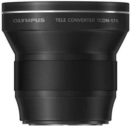 Olympus TCON-17X BLK Telepředsádka s násobkem ohniska 1.7x