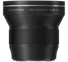 Olympus TCON-17X BLK Telepředsádka s násobkem ohniska 1.7x - V321170BW000