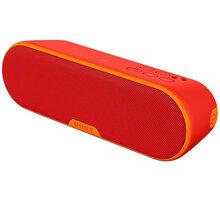 Sony SRS-XB2, červená - SRSXB2R.EU8