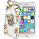 Cellularline STYLE průhledné gelové pouzdro pro iPhone 6/6S, motiv DRAGONS
