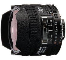 Nikkor 16mm f/2.8D AF Fisheye - JAA626DA