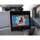 ExoMount Tablet Headrest držák za opěrku hlavy automobilu na tablety