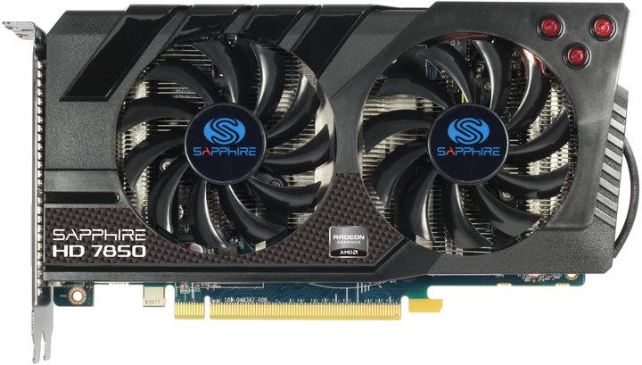 Sapphire HD 7850 OC 2GB GDDR5