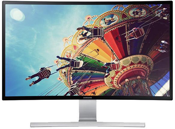 """Samsung LS27D590CS - LED monitor 27"""""""