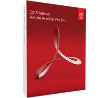 Adobe Acrobat Pro DC (12) CZ MAC Upgrade z verzí 10 a 11 - 65257728