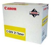 Canon C-EXV-21, žlutý - 0455B002