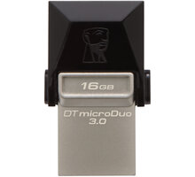 Kingston DataTraveler microDuo 16GB - DTDUO3/16GB