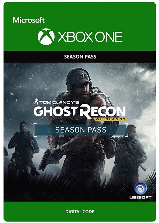 Tom Clancy's Ghost Recon Wildlands: Season Pass (Xbox ONE) - elektronicky