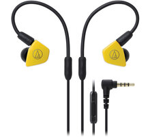 Audio-Technica ATH-LS50iS, žlutá - ATH-LS50iSYL
