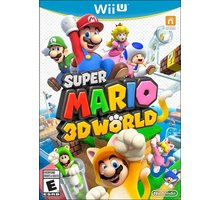 Super Mario 3D World (WiiU) - NIUS7081