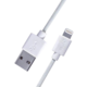 PremiumCord Lightning, Apple 8pin - USB A M/M, 0.5m
