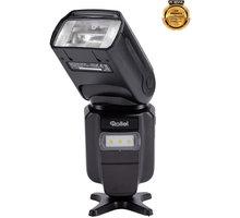 Rollei profesionální externí blesk 58/ pro kamery Canon/ Nikon - 28001