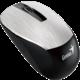 Genius NX-7015, bezdrátová, stříbrná