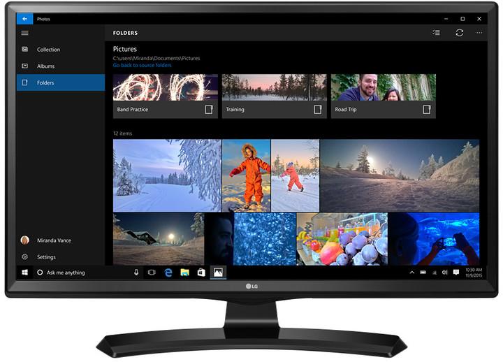 """LG 28MT49VF - LED monitor 28"""""""