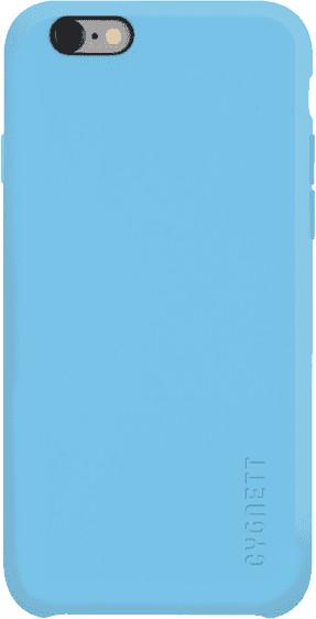 Cygnett Silikonové wrap snap pouzdro pro iPhone 6S & 6, modrá