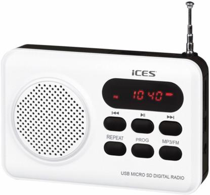 Lenco ICES IMPR-112, bílá