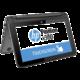HP Pavilion x360 11-n010nc, stříbrná  + Poukázka Baťa v ceně 500 Kč HP PSG