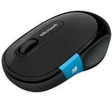Microsoft Sculpt Comfort Mouse Bluetooth, černá - H3S-00002