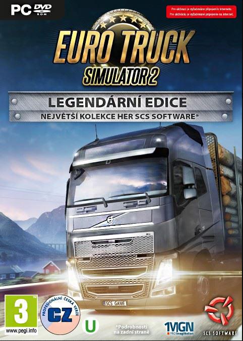 Euro Truck Simulator 2: Legendární edice - PC