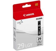 Canon PGI-29 LGY, světle šedá - 4872B001