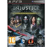 Injustice: Gods Among Us Ultimate Edition - PS3 - 5051892148955