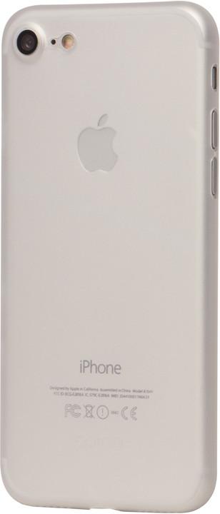 EPICO ultratenký plastový kryt pro iPhone 7 TWIGGY MATT, 0.3mm, clear