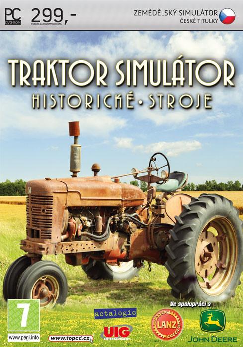 Traktor Simulátor - Historické stroje - PC
