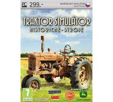 Traktor Simulátor - Historické stroje - PC - PC - 8595228103555