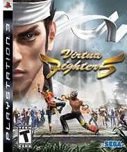 Virtua Fighter 5 - PS3