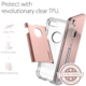 Spigen Tough Armor pro iPhone 7, rose gold