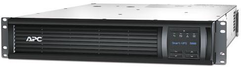 APC Smart-UPS RM 3000VA, 230V, LCD, 2U