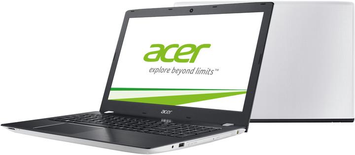Acer Aspire E15 (E5-575-364F), bílo-černá