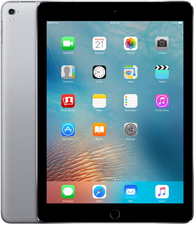 "APPLE iPad Pro Cellular, 9,7"", 128GB, Wi-Fi, šedá"