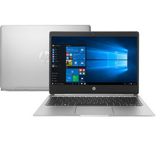 HP EliteBook Folio G1, stříbrná - X2F47EA
