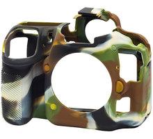 Easy Cover silikonový obal pro Nikon D500, maskáčová - ECND500C