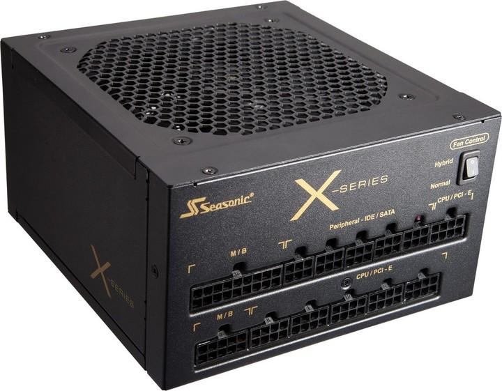 Seasonic X-650 (SS650KM3 F3) 650W