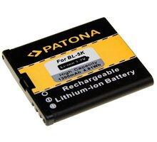 Patona baterie pro Nokia BL-5K 1300mAh 3,7V Li-Ion - PT3041