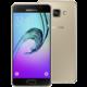 Samsung Galaxy A3 (2016) LTE, zlatá  + Zdarma reproduktor Accent Funky Sound, modrá (v ceně 299,-) + Aplikace v hodnotě 7000 Kč zdarma