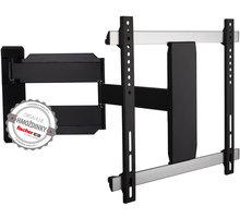 """GoGEN držák na stěnu pro TV 32-55"""" - GOGDRZAKTURNL + Kabel HDMI 1.4 high speed, ethernet, M/M, 1,5m, opletený, pozlacený, černá barva (v hodnotě 299,-)"""