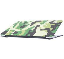 "Plastový kryt pro MacBook Air 13"" MATT ARMY - zelený - 7810101500001"