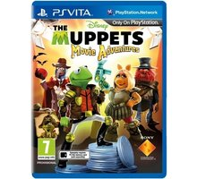 Muppets Movie Adventures (PS Vita) - PS719835714