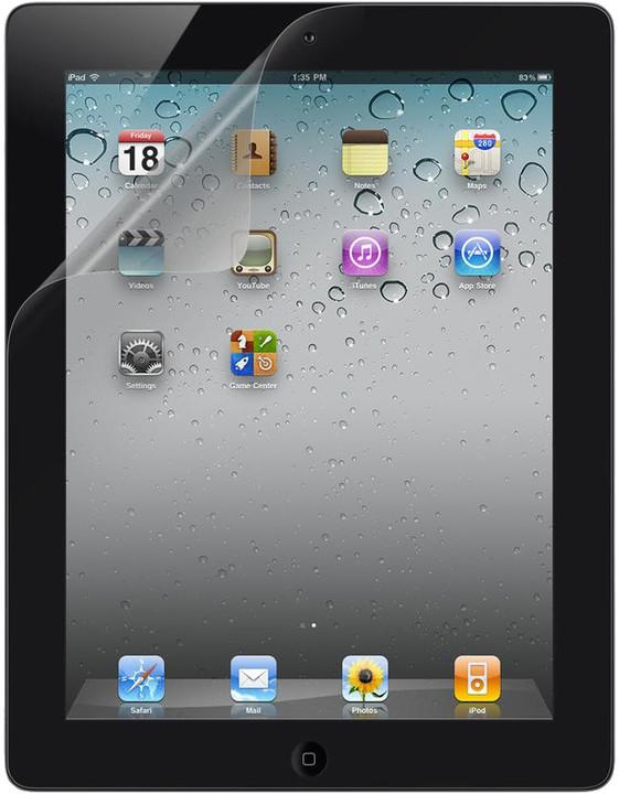 Belkin Fólie ScreenGuard pro iPad3, čirá