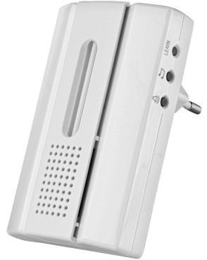 Trust Bezdrátové vyzváněcí zařízení dveřního zvonku ACDB-7000C